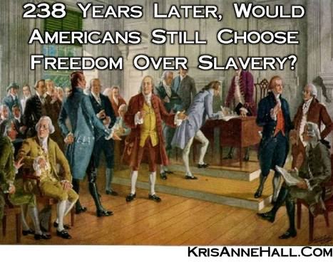 The Rutherford Institute :: 238 Years Later, Would Americans Still Choose Freedom Over Slavery? | Criminal Justice in America | Scoop.it