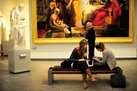 Apple bloque l appli du musee des beaux arts de lyon - actualité culturelle - Tribune de Lyon   Musées et numérique   Scoop.it