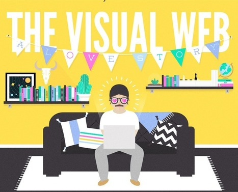 The importance of visual content (Infographic) | Social Media Tips, News, and Tools | Scoop.it