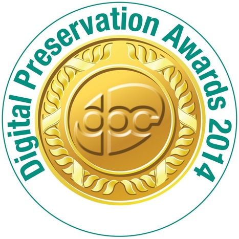 Digital Preservation Awards 2014 | Digital Preservation Coalition | European Archivist | Scoop.it