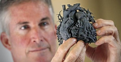 A Little Girl in Miami Saved Thanks to 3D Printed Heart Model | tecnologia s sustentabilidade | Scoop.it