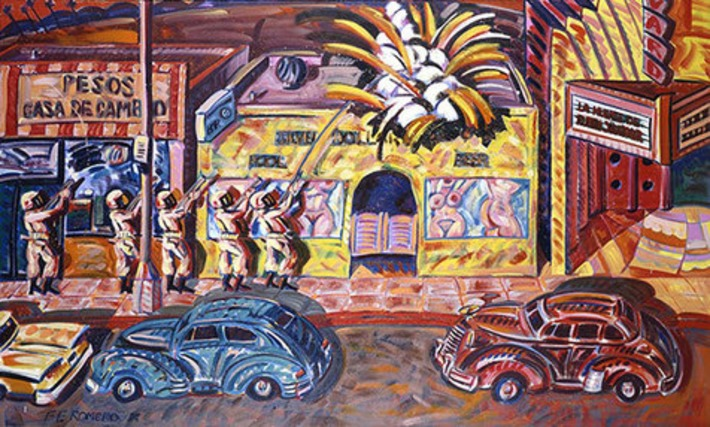 Our America: The Latino Presence in American Art | Smithsonian | Kiosque du monde : Amériques | Scoop.it