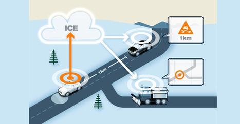 Voitures connectées : Volvo fait parler 1000 voitures communicantes | Gouvernance web - Quelles stratégies web  ? | Scoop.it