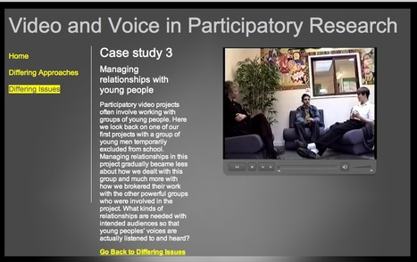 Video and Voice: Homepage | Video for Learning | Scoop.it