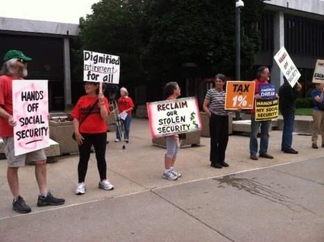 Groups Protest Chained Consumer Price Index | Inflation | Scoop.it