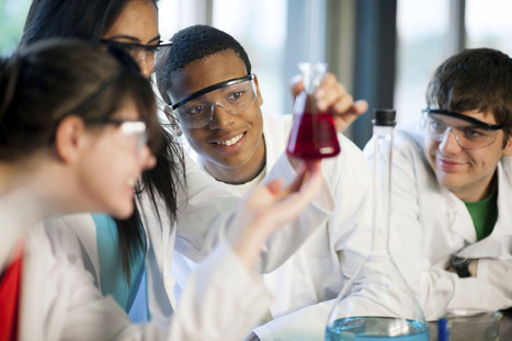 Decide if a STEM High School Is Right for Your Child - U.S. News & World Report | High School Pre-Engineering | Scoop.it