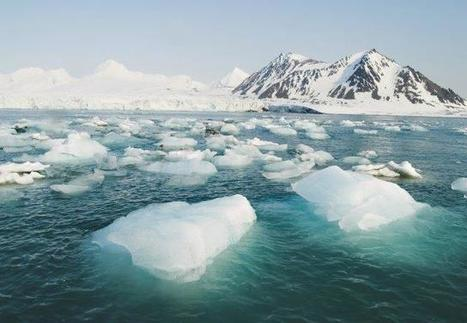 Salty snow could affect air pollution in the Arctic - American Chemical Society | Coastal Restoration | Scoop.it
