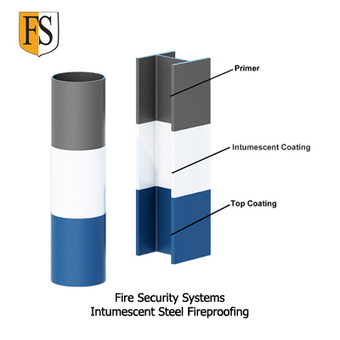 Steel Fire Protection - Fireproofing Steel | Intumescent Coatings | Fire Stopping | Fireproofing Spray, USA, Middle East, Canada, Bahrain, UAE, Turkmenistan | firesecurity | Scoop.it