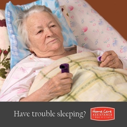 Should Seniors Use Sleeping Pills? | Home Care Assistance of West Texas | Scoop.it