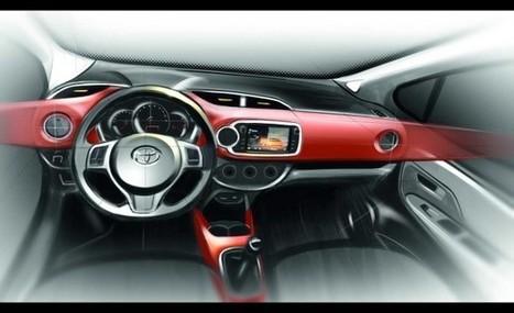 2015 Toyota Yaris | CarsPiece | Scoop.it