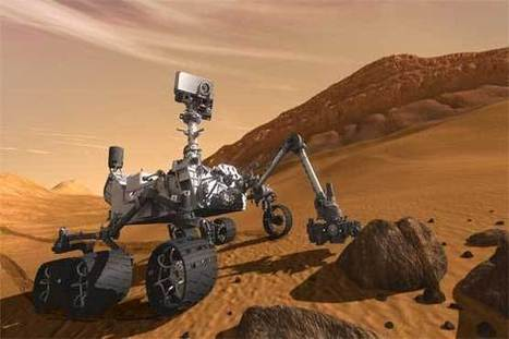 NASA's Opportunity surpasses benchmark set in 1973 by a Russian probe   Technology   Dunya News   Physics   Scoop.it