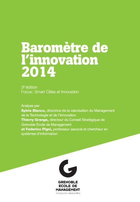 Baromètre de l'innovation 2014 [pdf] | essai veille doc | Scoop.it