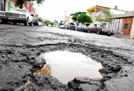 3 mil baches diarios surgen en Guadalajara | infraestructura zapopan, jalisco | Scoop.it