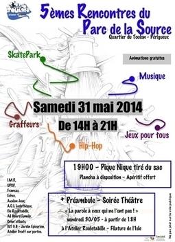 5èmes Rencontres du Parc de la Source | CRDVA 24 | Scoop.it