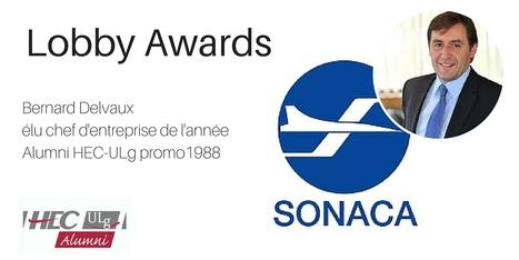 Lobby Awards - Bernard Delvaux (LobbyMag, Décembre 2015) | Alumni HEC Liège | Scoop.it