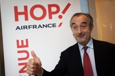 L'offensive Hop ! Air France sur le court-courrier à Toulouse | La lettre de Toulouse | Scoop.it