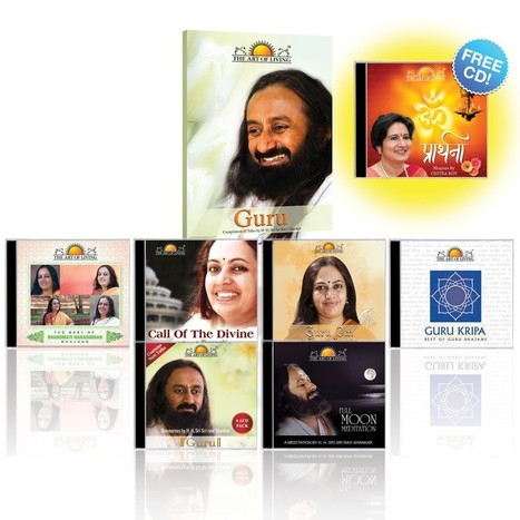 Guru Purnima Special Combo Offer | Sri Sri Ravi Shankar | Scoop.it