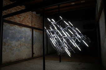 Jun Hao Ong: Warp | Art Installations, Sculpture, Contemporary Art | Scoop.it