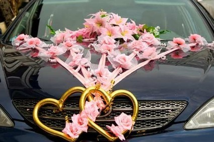 How to decorate wedding car- Limo Services | limos services | Scoop.it
