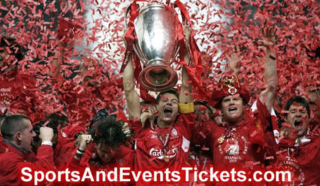 Champions League Tickets | Sports and Events Tickets | Champions League Updates | Scoop.it