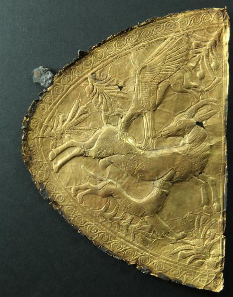 Objects from Tutankhamun's war chariots to be restored | Aladin-Fazel | Scoop.it