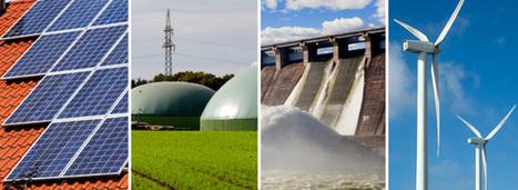100% d'électricité renouvelable en 2050, l'étude de l'Ademe qui dérange | biogas, wind, renewables | Scoop.it
