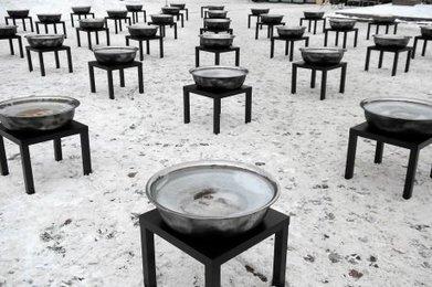"installation art - ""No dreams"" by Jerzy Kalina | VIM | Scoop.it"