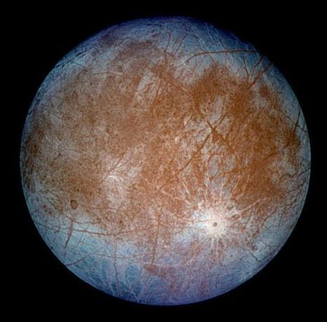 Congress: NASA must not only go to Europa, it must land | Europa News | Scoop.it