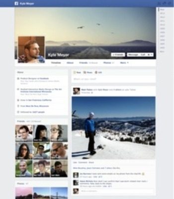 Facebook gives Timeline a new look | Business in a Social Media World | Scoop.it