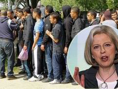 We must stop the migrant invasion: voters demand effective border control | UK | News | Daily Express | European Immigration | Scoop.it