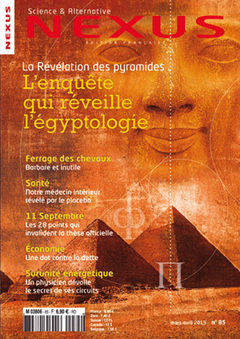 Magazine Nexus : parution du dernier numéro | Égypt-actus | Scoop.it
