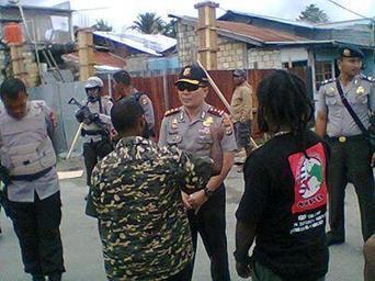 Twitter / PeaceWestPapua: KNPB chairman 1 Agus Kosai ...   Free West Papua News   Scoop.it