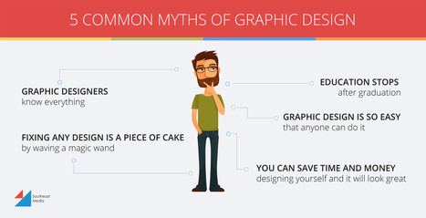 5 Common Myths of Graphic Design   Desktop Publishing and Graphics Design   Scoop.it