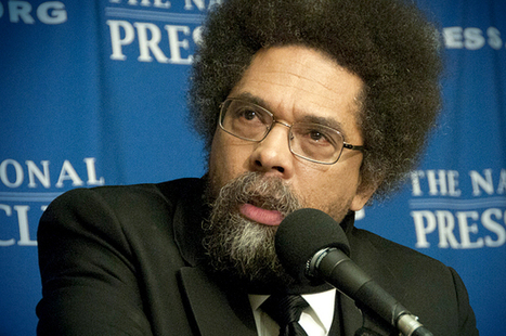 "Cornel West: ""He posed as a progressive and turned out to be counterfeit. We ended up with a Wall Street presidency, a drone presidency"" 