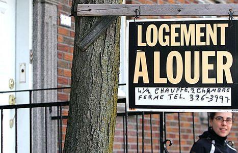 Le taux d'inoccupation des logements est à la hausse au Québec   Politique et actualité Montréal   Scoop.it