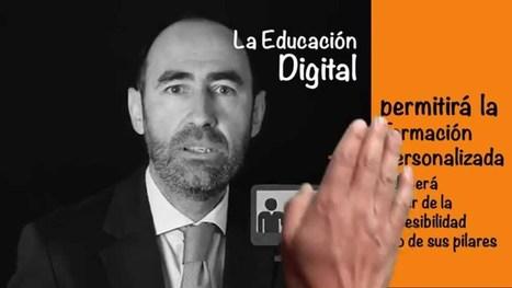 Reflexión CENTAC 12. Accesibilidad e inclusión: dos pilares en la nueva educación digital - YouTube | TIKIS | Scoop.it