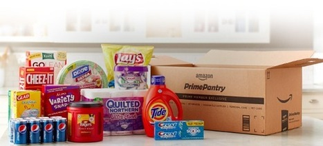 Amazon Prime Pantry: 45 Pounds of Groceries Delivered for $6 | Digital Store Concept | Scoop.it
