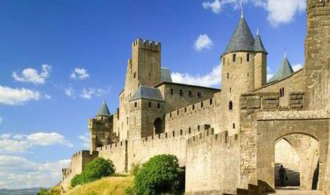 Magical allure of fairytale France: Discover the beauty of Carcassonne | ♥ CARCASSONNE ♥ | Scoop.it