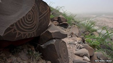 MEXIQUE : Mexico unveils stone-age etchings | World Neolithic | Scoop.it