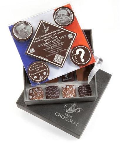 N'oubliez pas de voter pour votre candidat-chocolat préféré ! | Actualité de l'Industrie Agroalimentaire | agro-media.fr | Scoop.it