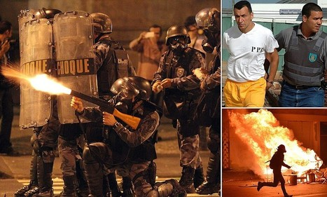 Brazil's biggest drug cartel promises a 'World Cup of terror' | Horn APHuG | Scoop.it