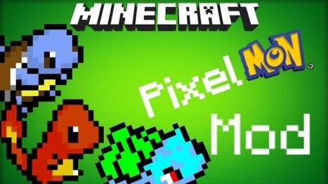 PixelMon for Minecraft 1.7.3 / 1.7.2 / 1.6.4 / 1.6.2 / 1.5.2 - Minecraft66 | wow | Scoop.it