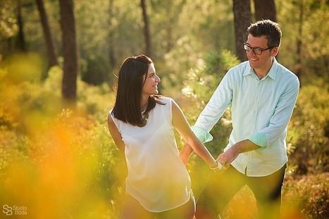 Rocío y Javi, reportaje en el Mirador del Garbí, el Ermita de S. Roque y el la Alquería Kukala | Fotógrafos de Boda - Wedding photograpy - inspiration and tips | Scoop.it