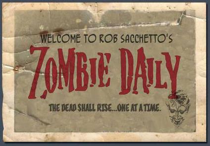 Zombie Daily - Original Zombie Art Daily | Zombie Mania | Scoop.it