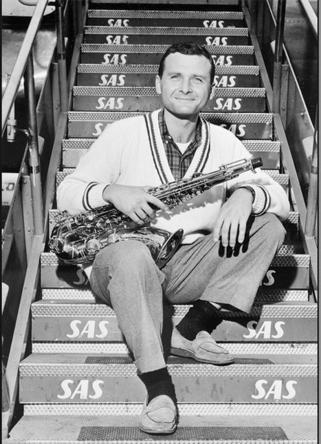 Stan Getz: Italy, 1961 | Jazz Plus | Scoop.it
