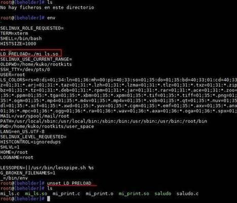 Malware en Linux: Rootkits, ocultación y detección | Educacion, ecologia y TIC | Scoop.it