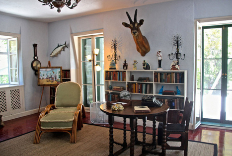 Ernest Hemingway kept Florida retreat; sun also rises on one in Cuba | Real Estate | Scoop.it