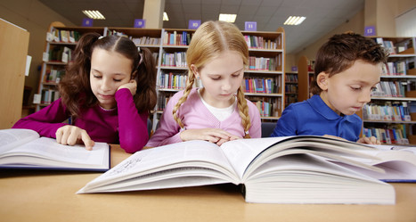 Five Clever Ideas to Spark Independent Reading by Kids | 21 century Learning Commons | Scoop.it