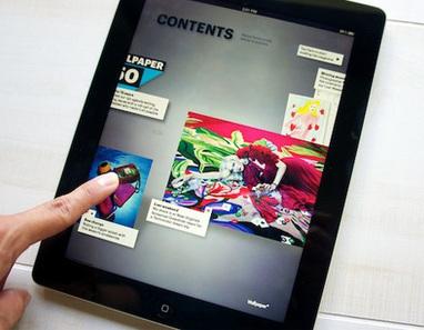 Riviste Digitali: Ecco 4 Esempi Da Cui Prendere Inspirazione | Creare Riviste Digitali Per iPad: Ultime Novità | Scoop.it