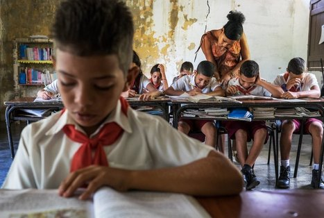 Seven Inspiring Innovations In Education From Around the Globe   Banco de Aulas   Scoop.it